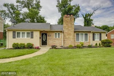 Arlington Single Family Home For Sale: 3200 N Glebe Road