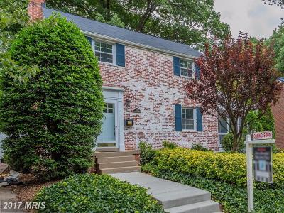 Arlington Single Family Home For Sale: 21 Greenbrier Street N