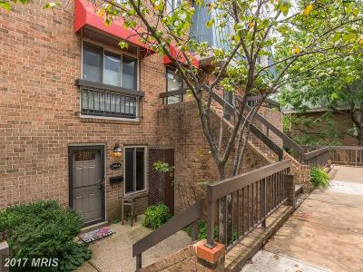 Arlington Townhouse For Sale: 1743 Hayes Street S #A