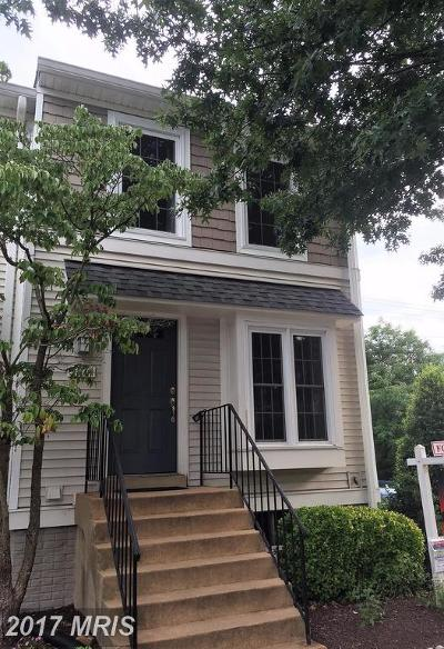 Arlington Townhouse For Sale: 3814 9th Road S