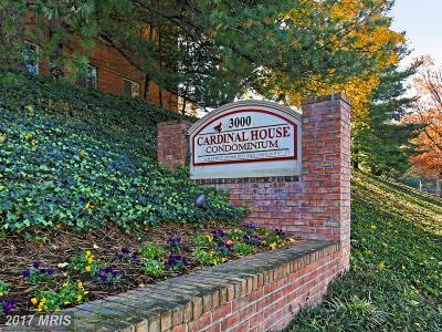 Arlington Condo For Sale: 3000 Spout Run Parkway #B111