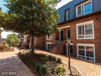 Arlington Townhouse For Sale: 2113 Monroe Street #B