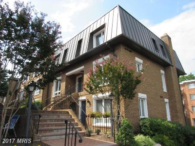 Arlington Townhouse For Sale: 2119 Monroe Street #3