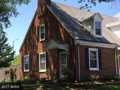 Arlington Townhouse For Sale: 3632 Taylor Street S