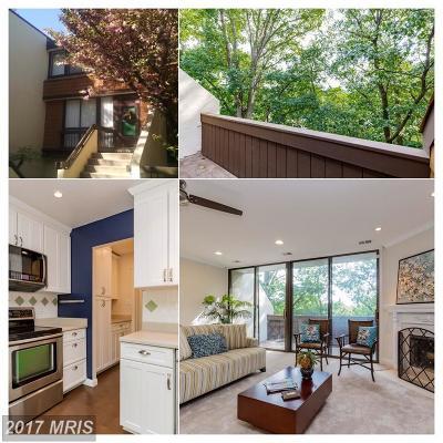 Arlington Townhouse For Sale: 2244 Randolph Street S #2