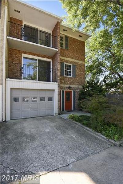 Arlington Townhouse For Sale: 936 George Mason Drive S