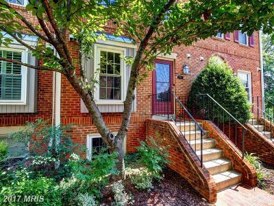 Arlington Townhouse For Sale: 776 N Vermont Street