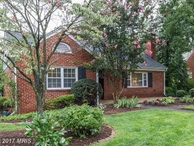Arlington Single Family Home For Sale: 1866 Patrick Henry Drive