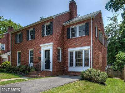 Arlington Single Family Home For Sale: 2320 Florida Street N