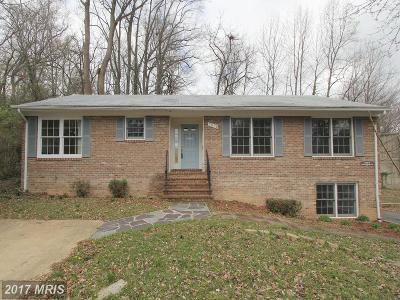 Arlington Single Family Home For Sale: 7015 Williamsburg Boulevard