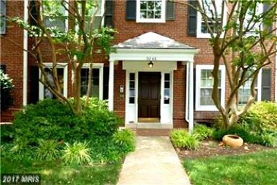 Fairlington Village, Fairlington Villages, Fairlington Vil Rental For Rent: 3046 Abingdon Street #B2