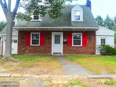 Arlington Rental For Rent: 617 Glebe Road