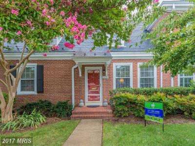 Arlington Townhouse For Sale: 3459 Stafford Street