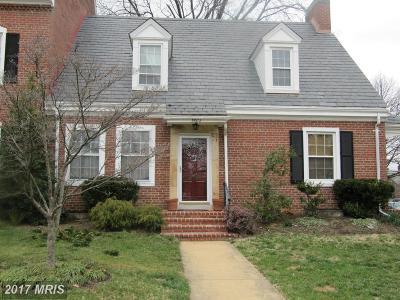 Arlington Rental For Rent: 3602 Wakefield Street S