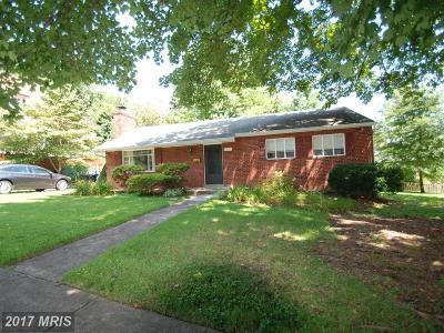 Arlington Single Family Home For Sale: 2629 Richmond Street N