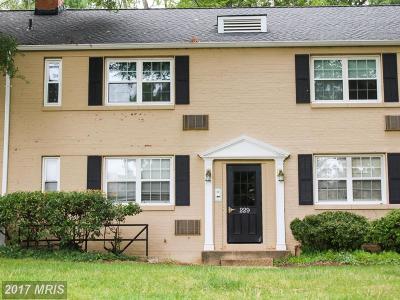 Arlington Condo For Sale: 229 George Mason Drive #229-2