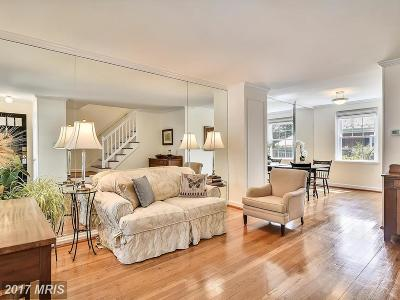 Arlington Townhouse For Sale: 2874 Buchanan Street