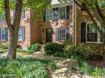 Arlington Townhouse For Sale: 2450 Walter Reed Drive #2