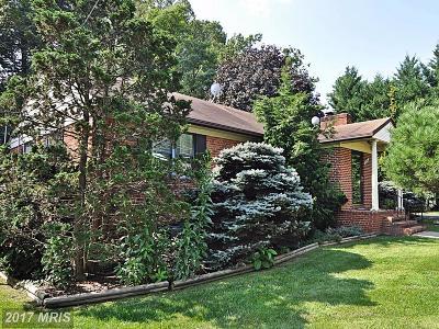 Arlington Single Family Home For Sale: 5506 Williamsburg Boulevard