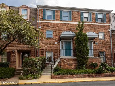 Arlington Townhouse For Sale: 3312 2nd Street S