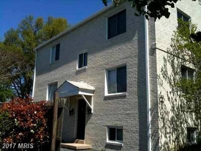 Ballston Multi Family Home For Sale: 3909 Washington Boulevard