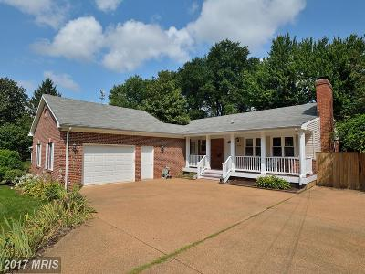 Arlington Single Family Home For Sale: 5309 Yorktown Boulevard