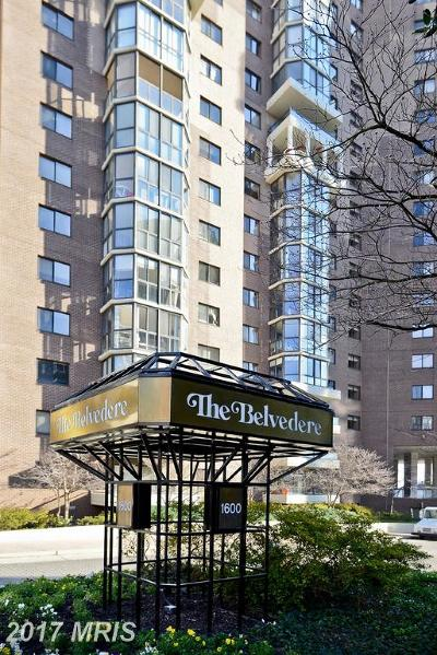 Arlington Condo For Sale: 1600 Oak Street #927