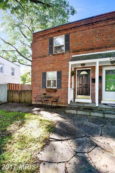Arlington VA Duplex For Sale: $475,000