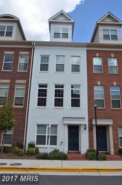 Arlington Townhouse For Sale: 315 Upton Court