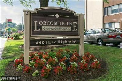 Arlington Condo For Sale: 4401 Lee Highway #55