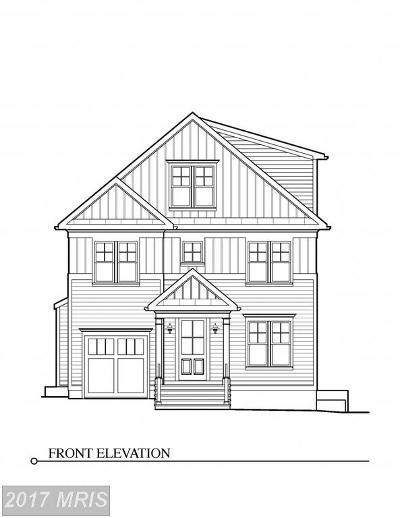 Arlington Single Family Home For Sale: 1845 N Columbus Street