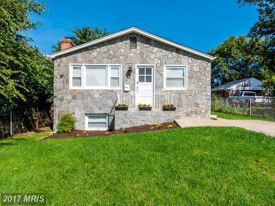 Arlington Single Family Home For Sale: 4943 18th Street N
