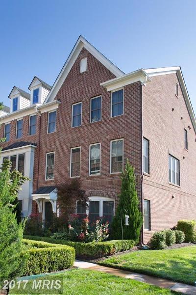 Arlington Townhouse For Sale: 3429 Kemper Road S