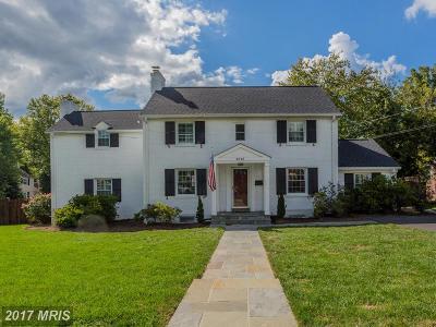 Arlington Single Family Home For Sale: 4848 Little Falls Road