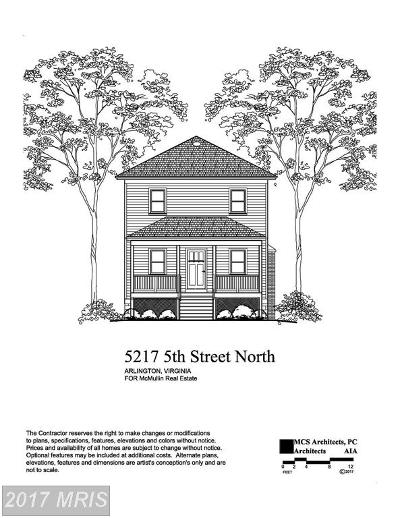 Arlington Single Family Home For Sale: 5217 5th Street N