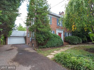 Country Club Hills Single Family Home For Sale: 3219 Glebe Road N