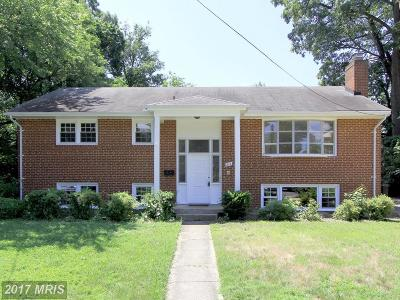 Arlington Single Family Home For Sale: 212 Madison Street