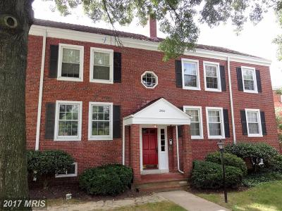 Arlington Condo For Sale: 2900 Buchanan Street #A1