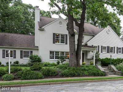 Arlington Single Family Home For Sale: 3911 Roberts Lane