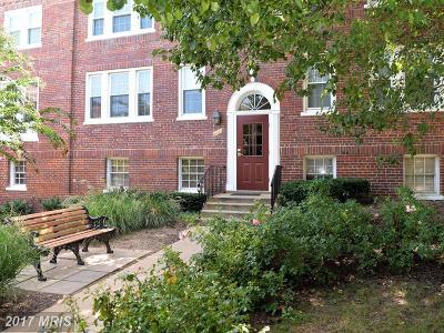 Arlington Condo For Sale: 1904 Key Boulevard #452