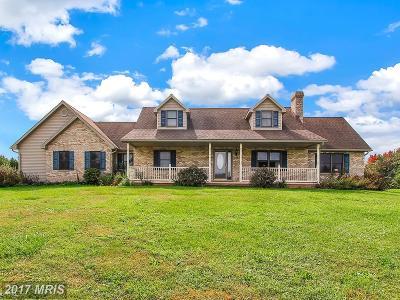Arlington Single Family Home For Sale: 114 Edgewood Street N