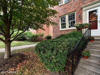 Arlington Townhouse For Sale: 1303 Barton Street S #187