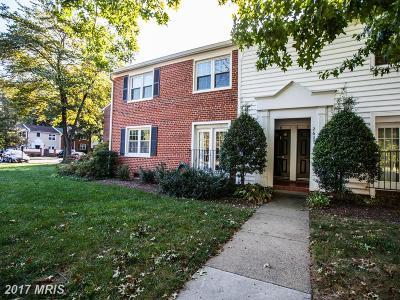 Arlington Condo For Sale: 2637 S Walter Reed Drive #A