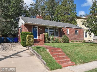 Arlington Single Family Home For Sale: 2632 Sycamore Street N