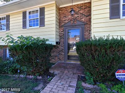 Arlington Single Family Home For Sale: 1840 Dinwiddie Street N