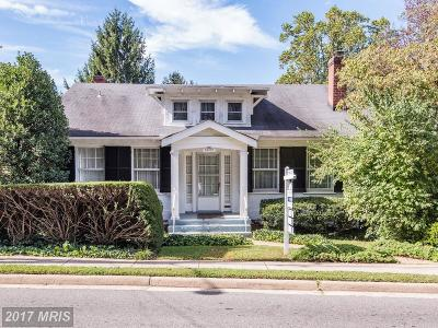 Arlington Single Family Home For Sale: 3322 Glebe Road