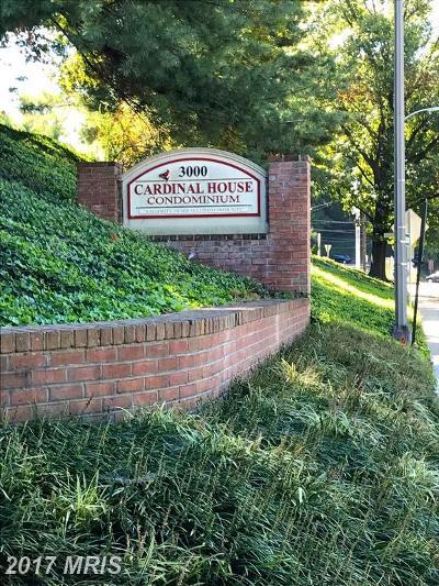 Arlington Condo For Sale: 3000 Spout Run Parkway #B609