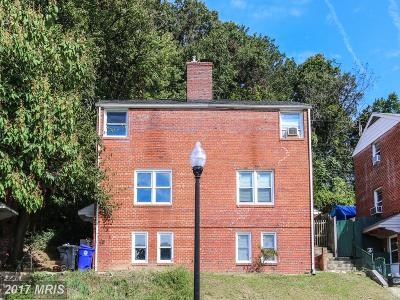 Arlington Townhouse For Sale: 3631 Kemper Road
