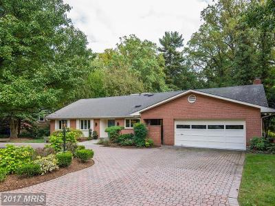 Arlington Single Family Home For Sale: 2711 Fillmore Street N