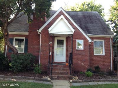 Arlington Single Family Home For Sale: 2716 Franklin Road N